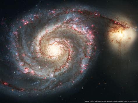whirlpool galaxy whirlpool galaxy free space wallpaper on sea and sky