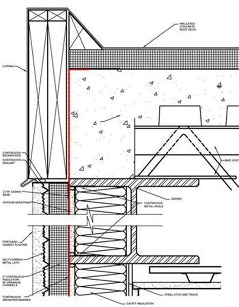 curtain wall roof detail roof cad cad drawings sc 1 st caddetails