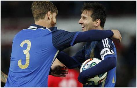 resultado argentina 2 croacia 1 amistoso