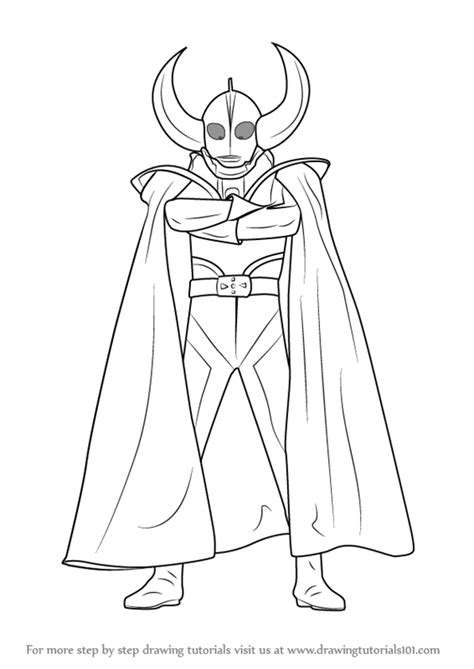 Lukisan Ultraman | Cikimm.com