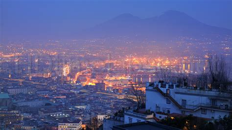 Naples Italy Hd Napoli City Backgrounds Pic Images