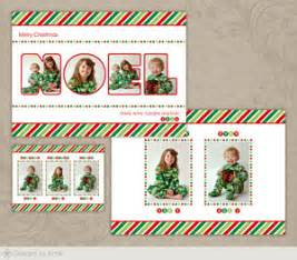 dreamy noel chritmas card template noel word card cc090