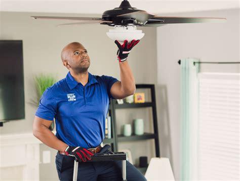 ceiling fan installation service ceiling fan installation repair sears handyman