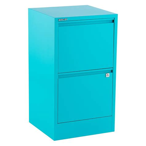 Lockable Filing Cabinet Bisley Aqua 2 3 Drawer Locking Filing Cabinets The Container Store