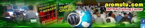 kursus membuat yogurt di jakarta kursus online membuat website pas murah memuaskan
