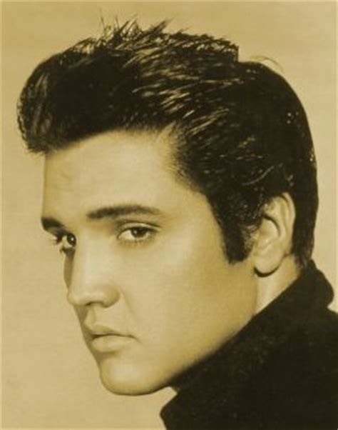 what kind of black hair dye did elvis use do you prefer elvis with blonde hair or black hair