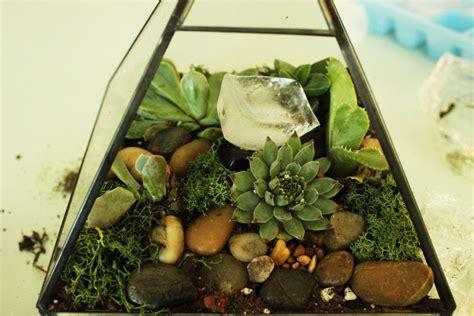 Fabriquer Un Terrarium by Diy Comment Fabriquer Un Terrarium Moderne Bricobistro