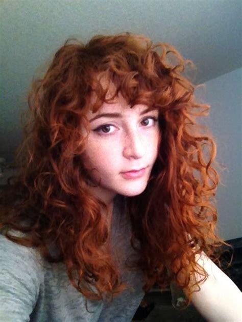 fringes and perms curls spiral perms and very long hair on pinterest