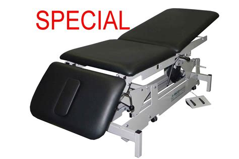 physio bench for sale abco health care 3 section physiotherapy table
