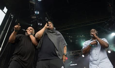 Ny Hip Hoppers Rally For Injured Dj Big Wiz by De La Soul Onetime Future Of Hip Hop Rallies