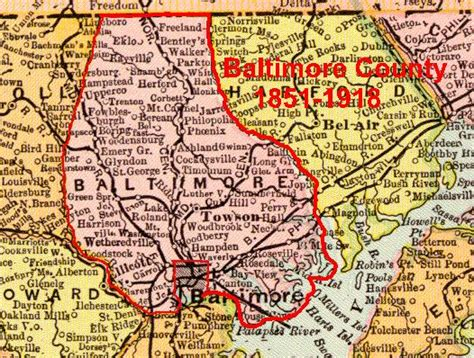 maryland map county lines baltimore city line map swimnova