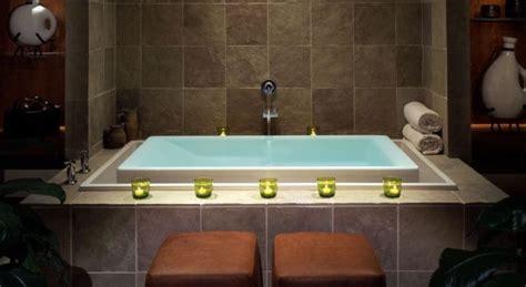 infinity bathtub unique bathroom tub ideas