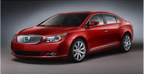 5  Buick LaCrosse   Car Insurance List