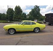 So There You Have It An Intriguing 1972 Ford Maverick Grabber In