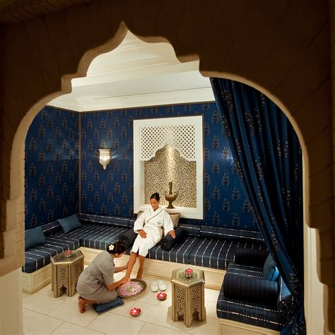 Foot Spa Interior Design by Djibouti Palace Kempinski K M2k