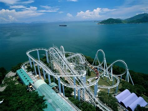theme park hong kong theme parks roller coasters ot the happiest place on