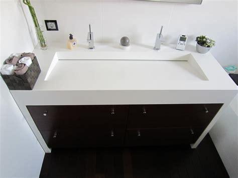 lavabi corian cuisine corian salle de bain corian crea diffusion