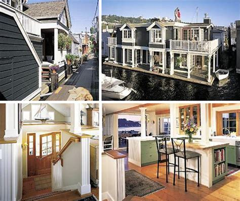 Interiors Seattle by Picture This 16 Seattle Houseboat Floating Home Photos