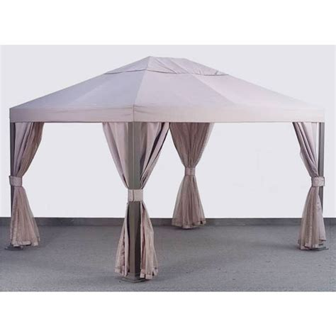 pacific casual gazebo home depot pacific casual 12 x 10 roof style gazebo