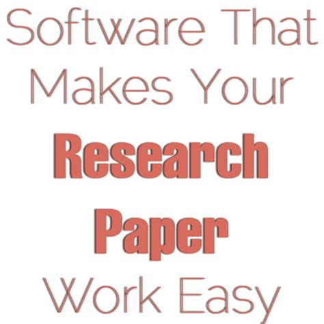 Software Paper Writing Help by Software For Writing Research Paper Veterinary Hub