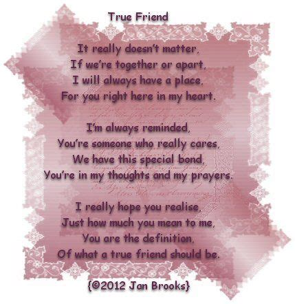 true friend poems poem true friend poems pinterest true friends and poem