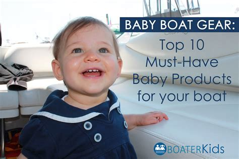 boat safety for infants baby infant boaters archives boater kids