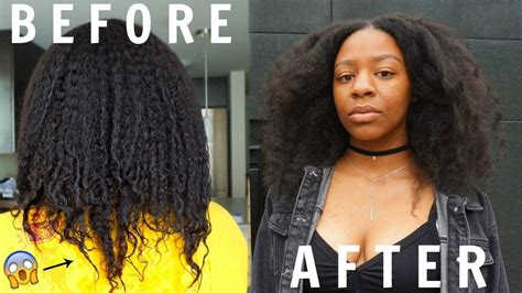how to fix a womans thinning hair on top how to repair damaged natural hair dry brittle