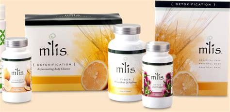 Detox With Mlis by Esther S Hair M Lis Products