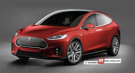 Tesla Delaware Tesla Model X 2016 Suv 100 233 Lectrique Scoop Auto
