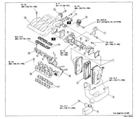 small engine service manuals 2001 mazda tribute electronic throttle control mazda mpv 2 5 2005 auto images and specification