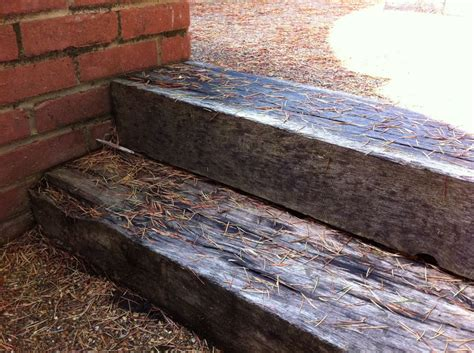 new oak railway sleeper raised beds in farnham surrey
