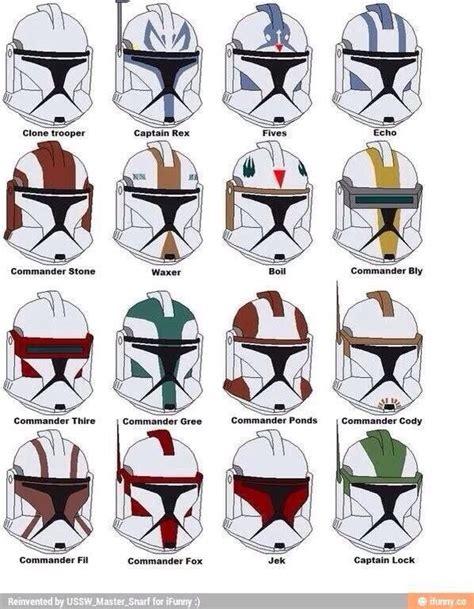 wars color scheme trooper paint schemes wars clone