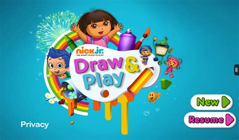 nick jr app for android nick jr draw play appstore for android
