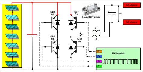bipolar transistor h bridge igbt bridge