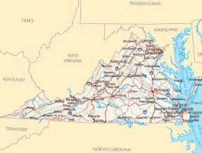 Map Of Virginia Rivers by Map Of Virginia Rivers
