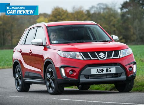 Suzuki Cars Review Car Review Suzuki Vitara S Is Worth Every Four