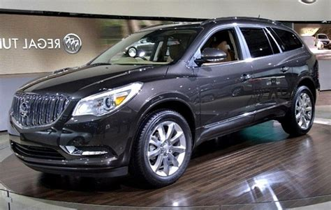 buick enclave redesign 2016 buick enclave redesign photos pictures release date