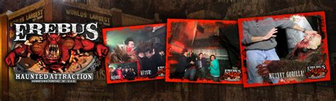 Pontiac Michigan Haunted House by Top 5 Most Outrageous Haunted Houses In America