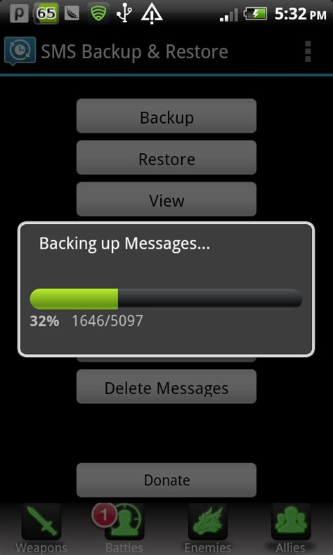 how to backup text messages on android how to backup and restore sms messages on android device