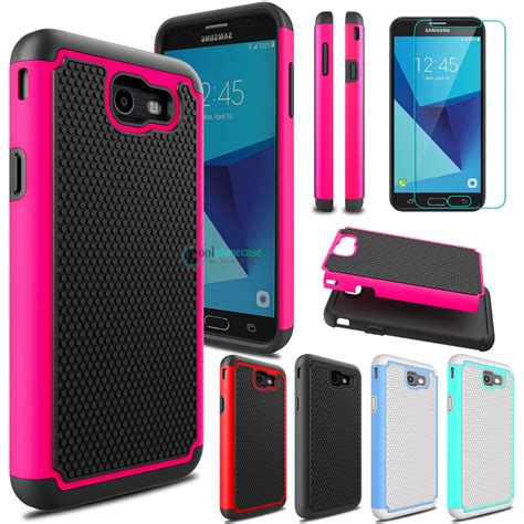 shockproof hybrid phone cover case  samsung galaxy