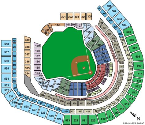 citi field map mets braves tickets 2017