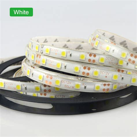 Led Smd 5050 Rgb 7 Color With Controller 220v 5m waterproof 12v 5m 5050 smd rgb led light 24 key remoter controller 3a power