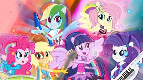 Bgc My Pinkie Pony Rainbow Dash And Friends Kantung Depan Tas R rainbow rocks wallpaper by sailortrekkie92 on deviantart