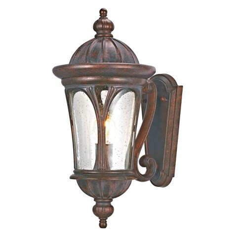 Searchlight Canada 4272br Weathered Brown Outdoor 1 Light Outdoor Light Fixtures Canada