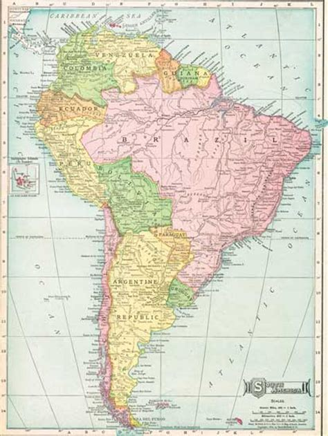 south america map and mexico maps south america mexico