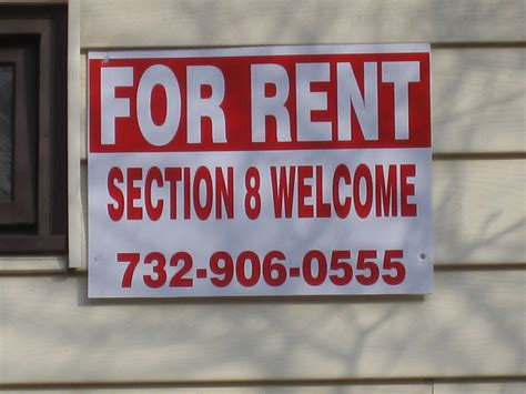 renting section 8 subdivisions or section 8 housing which one would truly