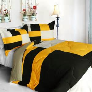 Home Design Down Alternative Color Full Queen Comforter Blooming Greenland Quilted Down Alternative Comforter Set