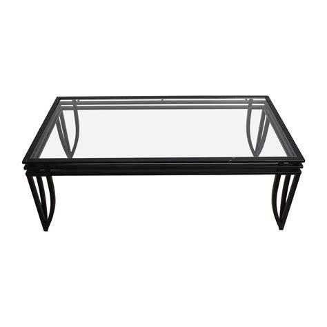 Rectangular Glass Coffee Table Judd Rectangular Smoked Glass Coffee Table Klarity Glass Coffee Table Inspirations