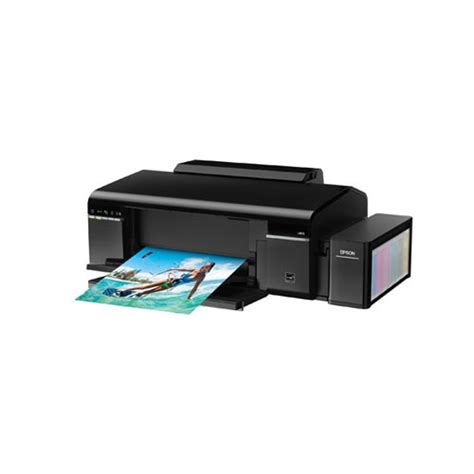 Printer Berwarna jual epson l805 wireless photo printer inkjet berwarna ink tank system infus original beli