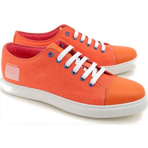marc sneakers mens price marc sneakers orange shoes mens gorgeous
